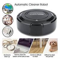 Розумний пилосос робот Clean Robot YSD з сенсорною кнопкою акумуляторний для Вашого будинку   Original, фото 5