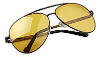Очки антибликовые Pro Acme, автомобильные очки от бликов, очки авиаторы, фото 4