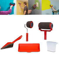 Валик з автоматичною подачею фарби Top Shop Paint Racer валик для фарбування, набір для фарбування Paint, фото 6