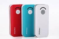 Внешний аккумулятор Power Bank 6000 mAh Remax Proda Jane