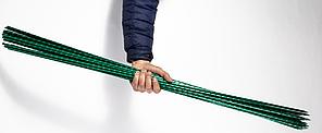 Зеленые композитные опоры  для растений. d 8мм