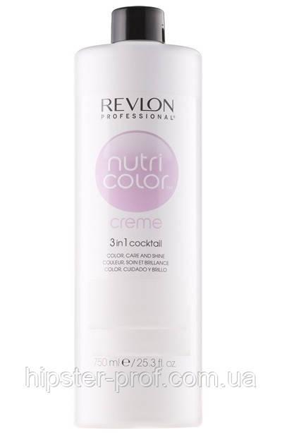 Тонирующий бальзам для волос Revlon Professional Nutri Color Creme 750 ml