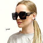 Сонцезахисні окуляри в стилі оверсайз, фото 2