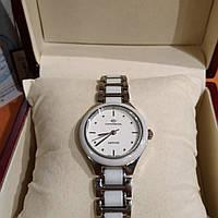 Женские часы оригинал Continental Sapphire на ремешке керамика сталь.