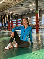 Комплект костюм спортивный компрессионный  женский  Nike Найк  (  L-XL ), фото 3