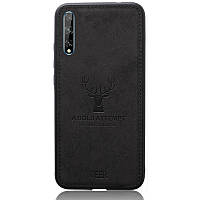 Чехол Deer Case для Huawei P Smart S Black
