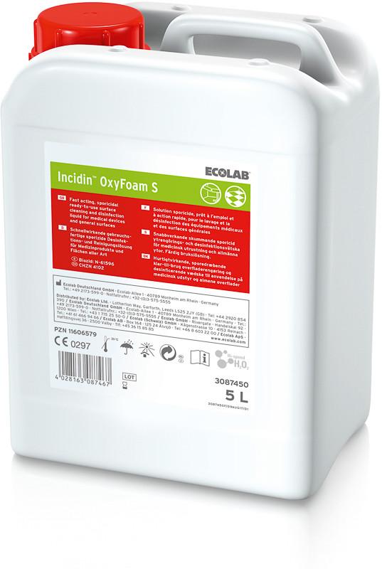 Інцидін ОксіФом Ес (Incidin OxyFoam S), 5л