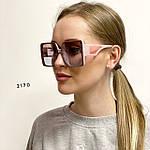 Солнцезащитные очки в стиле оверсайз, фото 2