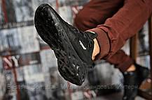 Кроссовки мужские 15391, Nike React, черные, [ 43 44 45 ] р. 43-28,0см., фото 3