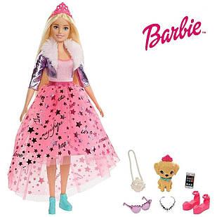Лялька Барбі Пригоди Принцеси Barbie Princess Adventure Doll ігровий набір