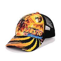 """Детская кепка c сеткой """"Naruto"""""""