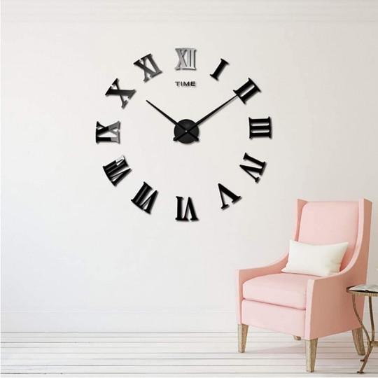 Большие настенные 3Д часы ( от 70 до 150 см)