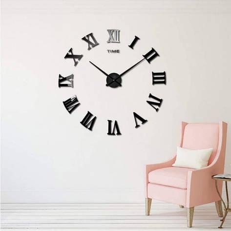 Большие настенные 3Д часы ( от 70 до 150 см), фото 2