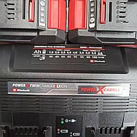 Аккумулятор батарея 3 А/ч 2 шт + Зарядное устройство Power-X-Twincharger 3 А Einhell [4512083]