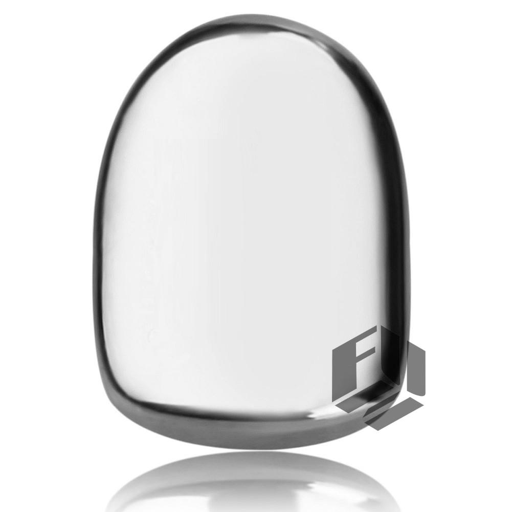 Фикса (вставка на зубную коронку) серебро нержавеющая сталь Grillz