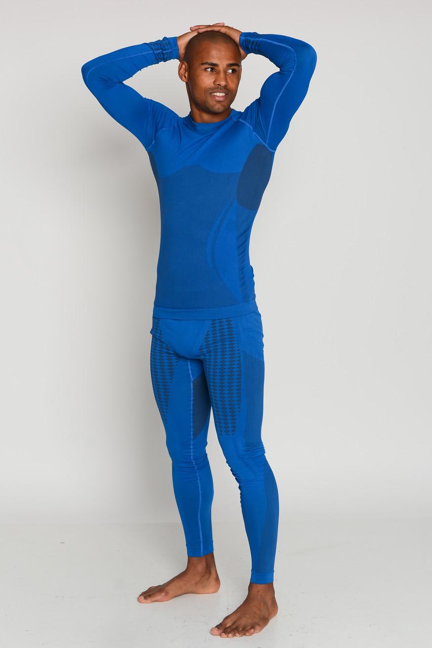 Мужская термокофта спортивная HASTER UltraClima зональное бесшовное термобелье