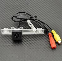 Штатная камера заднего вида Chevrolet Epica, Aveo, Spark, Captiva, Cruze