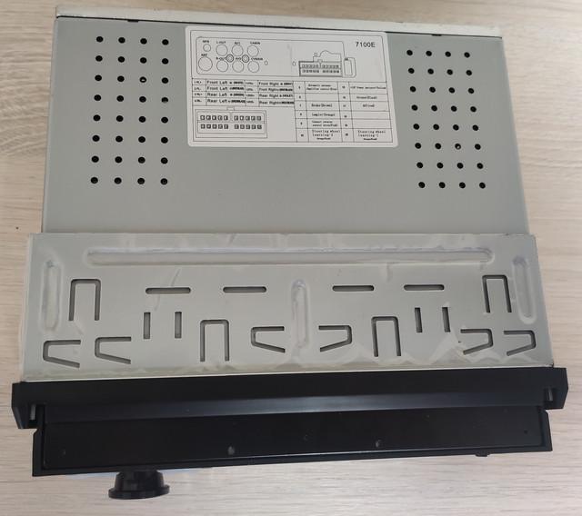 Tft 4x60w 7 bluetooth sd магнитола инструкция pioneer dvd touch Автомагнитола 1