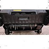 Электрический скарификатор Garden Feelings для газона 1500 Вт Германия Б\У 1 вал, фото 2