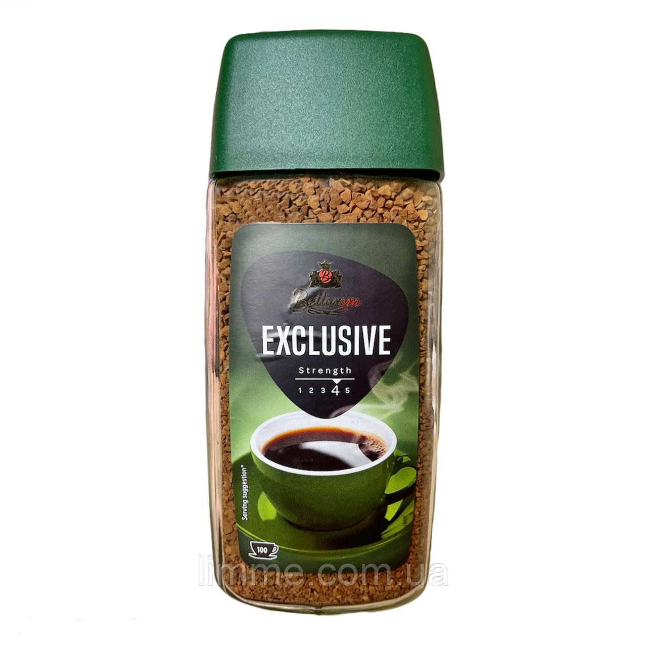 Кава розчинна сублімована Bellarom Exclusive 200 г
