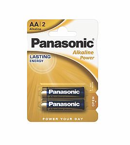 Батарейка Panasonic Alkaline Power АА 1*2ШТ.