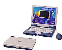 Игрушечный обучающий ноутбук PL-720-80 на русском, украинском и английском языках (35 функций)