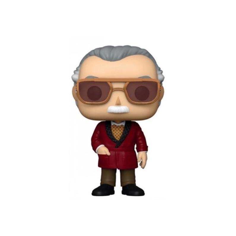 Колекційна фігурка Funko POP! Marvel: Icons: Stan Lee