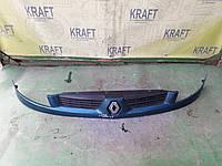 Решітка радіатора для Renault Kangoo 2004, фото 1