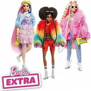 Барбі Екстра - Barbie Extra