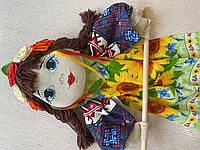 "Текстильна лялька сувенірна полотеничниця ""Україночка"""