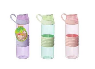 Бутылка для воды Herevin Colour MIX  750 мл.