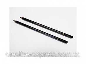 Олівець художній Gioconda, вугілля екстра, середнє