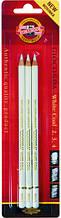 Олівець художній Gioconda, вугілля біле