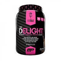 FitMiss®Протеин FitMiss Delight, 907 g (36 serv).Разработан специально для женщин