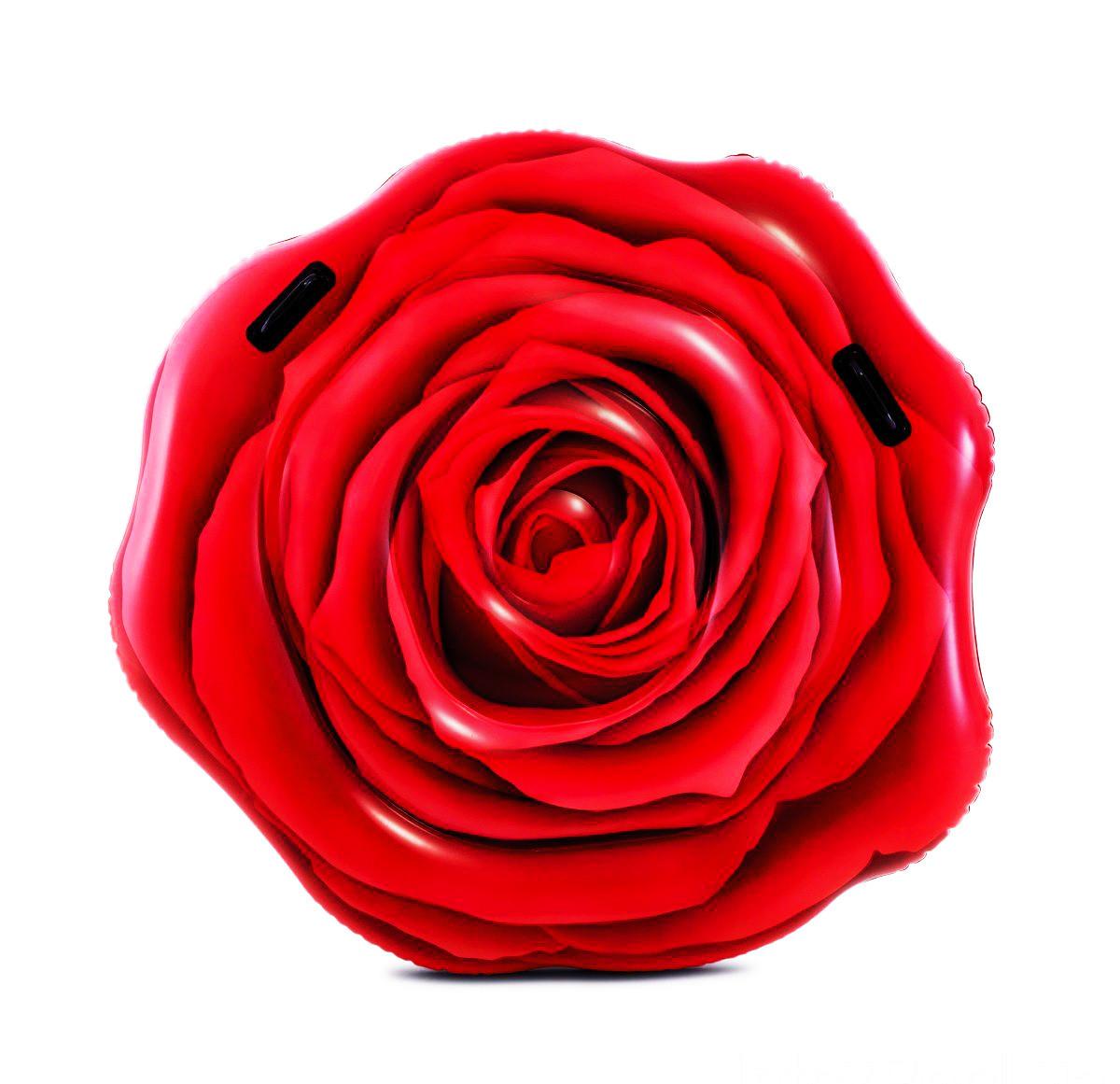 Intex Матрас Роза размер 137х132см