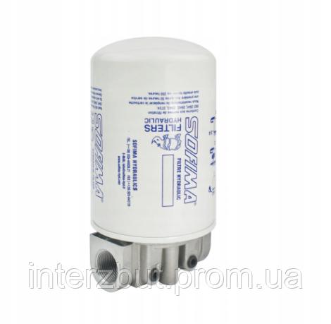Фильтр сливной гидравлический Sofima 75л / мин AMF 151 CV 1 B B4 06 Италия