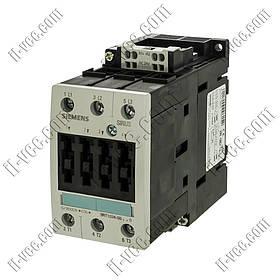 Контактор Siemens 3RT1034-3BB40, AC-3 15kW/400V, NOx3, 24VDC