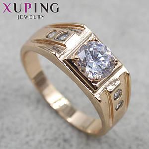 Перстень Xuping медичне 18K золото