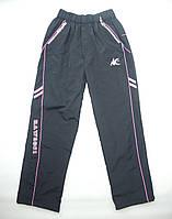 Теплые  штаны  для девочки (104-128р )