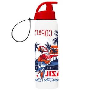 Бутылка для воды Herevin Brazil 0.5 л для спорта (161405-460)