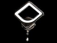 Світлодіодний світильник 8060/1BHR (Чорний хром) 12W, фото 1