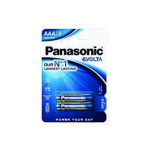 Батарейка Panasonic Evolta AAA 1*2 ШТ.