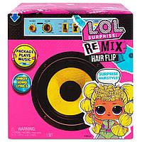 Игровой набор ЛОЛ Сюрприз Музыкальный сюрприз L.O.L. Surprise! Remix Hair