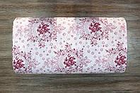 Тканина ранфорс premium Туреччина - Anna рожевий 6732-1 k11 (220 ширина)