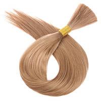 Натуральные Славянские Волосы для наращивания №18 Медовый Русый 55 см