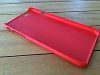 Чехол-накладка SGP case для iPhone 6 red