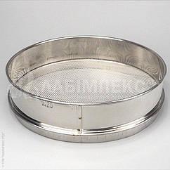Сито лабораторное металлотканое СЛМ-200, Ø 200 мм, обечайка 70 мм