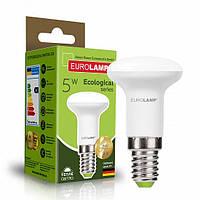 Світлодіодна рефлекторна EUROLAMP LED Лампа ЕКО R39 5W E14 3000K