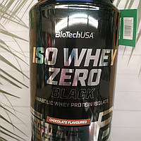 Biotech USA Iso Whey Zero Black 908 g, изолят сывороточного белка протеин