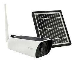 IP камера видеонаблюдения UKC Solar Ip Camera Y9, камера наружного наблюдения | камера відеоспостереження (GK)